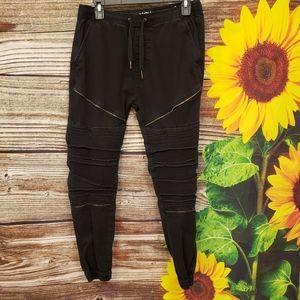 Carbon Freedom flex black skinny pants Pre-owned